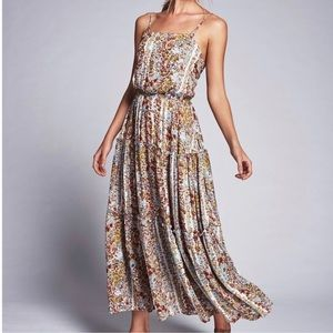 Free people Valerie maxi dress